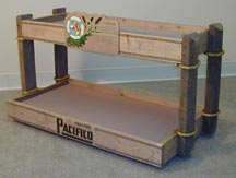 Pacifico Low Boy Rack